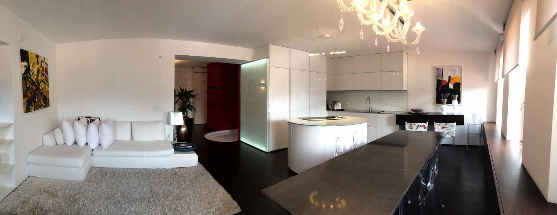 Agenzia immobiliare a belluno appartamento in vendita a for Casa con appartamento seminterrato in vendita
